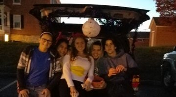 Seniors Trunk or Treat