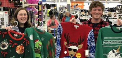 Adopt a Family Christmas Shopping