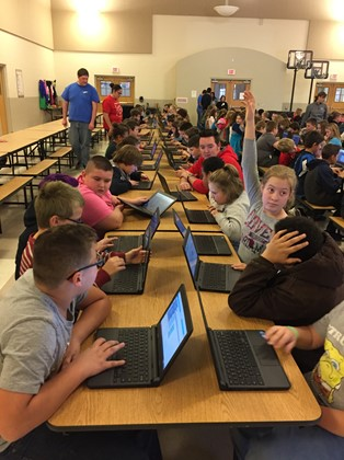 5th Gr. Hour of Code